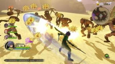 《勇者斗恶龙:英雄2》新演示