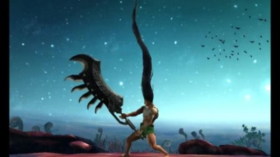 《怪物猎人XX》联动全职猎人