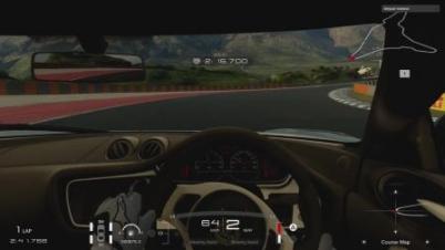 《GT Sport》新地图试玩