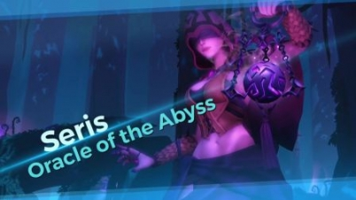 Paladins - Champion Teaser - Seris, Oracle of the Abyss.mp4
