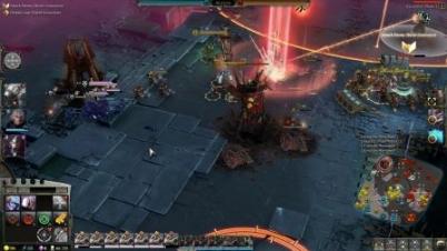 《战锤40K:战争黎明3》对战视频
