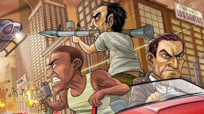 【陈踏岚】《侠盗猎车手5·GTA5剧情》问你问题知道的话就好好回答啊!