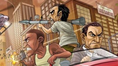 【陈踏岚】《侠盗猎车手5·GTA5剧情》恐怖游戏就是要