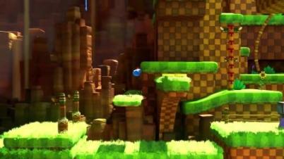 《索尼克:力量》玩法演示