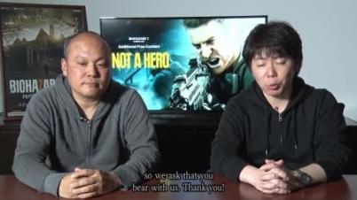 《生化危机7》不是英雄DLC延期