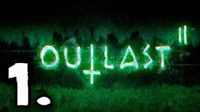 逃生2 / outlast 2 疯人院最高难度一命通关杰克实况娱乐游戏解说,第一章:创世纪。[幽灵猫IM]