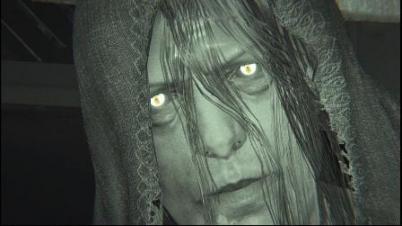 """《逃生2、outlast 2》DEMO 真正的""""恐怖剧情""""电影系列,游戏谷仓里的女人彩蛋也出现了!"""