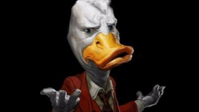 《银河护卫队:剧情版》霍华德怪鸭游戏彩蛋篇,详