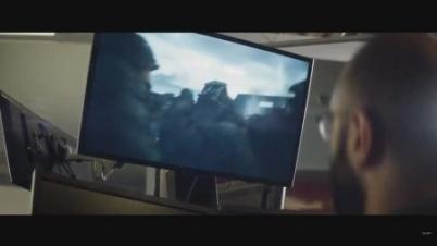 《使命召唤14:二战》幕后视频