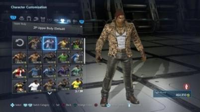 TEKKEN 7 (PS4) Eddy Character Customization Showcase (1080p 60fps)