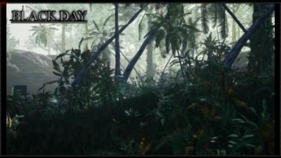 《黑色之日》地图展示视频