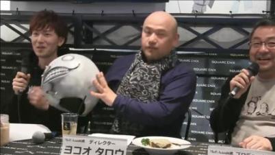 《尼尔:机械纪元》制作人终于卸掉头盔