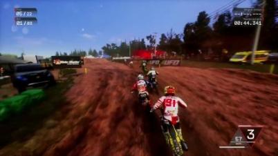 《越野摩托3》凯古姆斯赛道实机视频