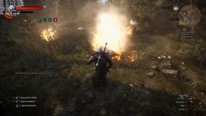 《巫师3》8K分辨率最高画质演示