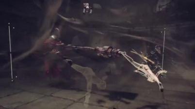 《尼尔:机械纪元》DLC 3C3C1D119440927宣传片