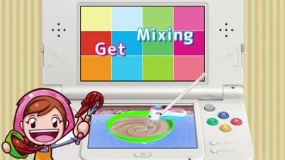 3DS《料理妈妈:我的甜品店》宣传片