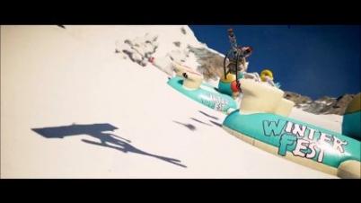 """《极限巅峰》扩展包""""Winterfest""""最新宣传片"""