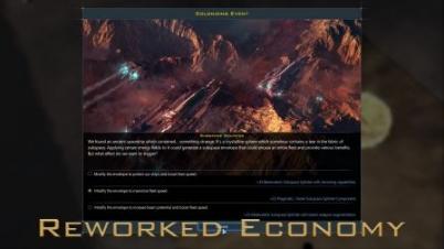 """《银河文明3》""""远征军""""DLC预告片"""