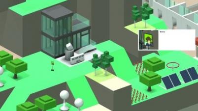 《方块建造》剧情预告片