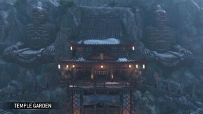 《荣耀战魂》第二赛季Temple Garden地图预览