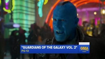《银河护卫队2》史泰龙片段