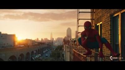 《蜘蛛侠:英雄归来》新片段和预告片