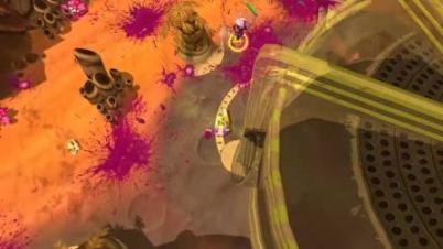 《乌托邦9号:爆裂假期》游戏演示动画