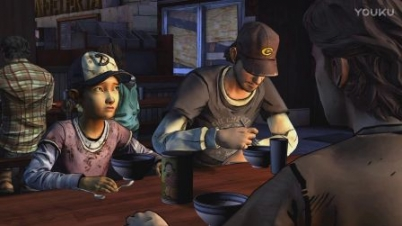 Telltale Games《行尸走肉第二季》04 游戏实况解说(第二