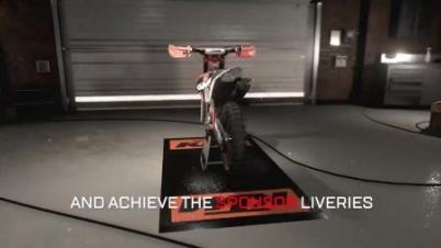 《越野摩托3》自定义宣传片
