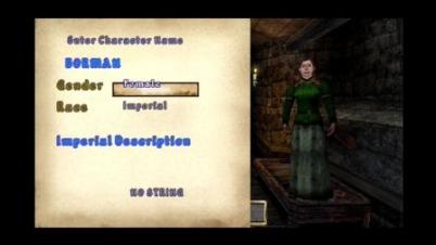 PSP版《上古卷轴4:湮没》