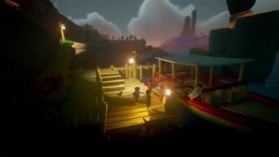 《在远方:追云者编年史》游玩宣传片