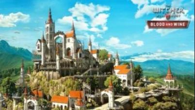 【陈踏岚】《巫师3:狂猎》DLC血与酒 直播录像第三期