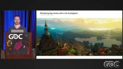 《巫师3》巨大城市如何制作的