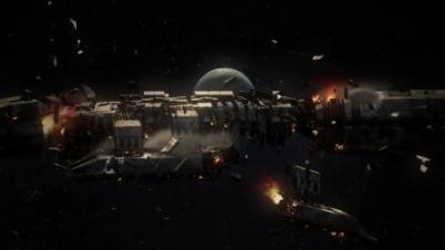《太空堡垒卡拉狄加:僵局》预告