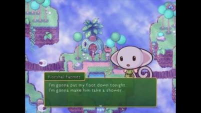 《去月球》主题曲制作人制作的RPG《乐园》