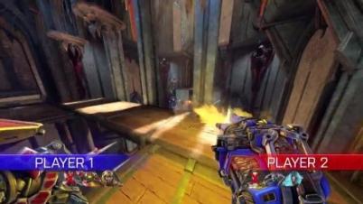 《雷神之锤:冠军》单挑模式