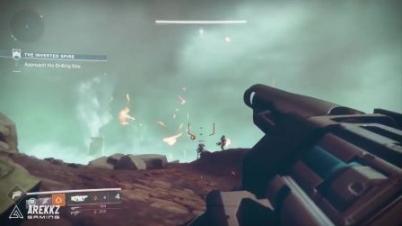 《命运2》猎人Gunslinger职业技能展示