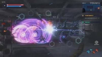 《光明重影》连招展示能量旋涡+闪避+能量旋涡+裁决