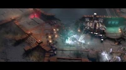 《战锤40K:战争黎明3》MAC与Linux预告片