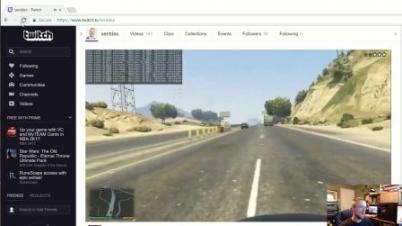 程序员用《GTA5》训练无人驾驶AI
