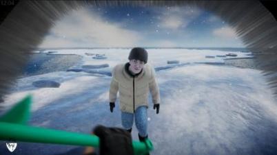【逍遥小枫】 冰雪生存(ICED)