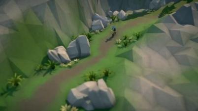 《孤独山脉:下坡》青睐之光预告片