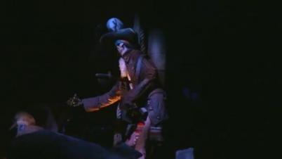 约翰尼·德普现身上海迪士尼