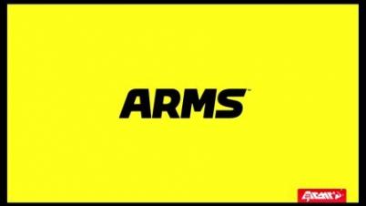 Switch格斗游戏《ARMS》主题歌