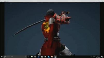 《血迹:夜之仪式》新视频 独臂武士酷炫