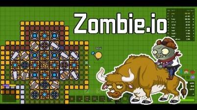 【逍遥小枫】Zombie.io#2