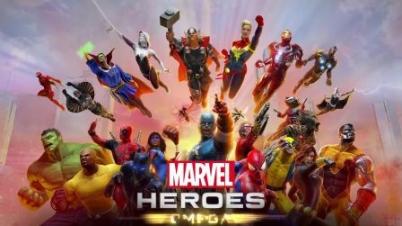 《漫威英雄:欧米茄》最新预告