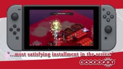 Switch《魔界战记5完全版》发售宣传片