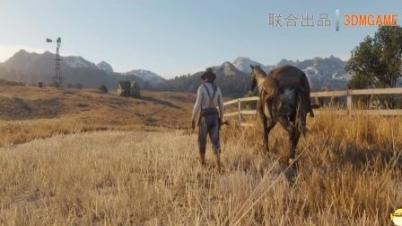 【3DM资讯组】3DM独家荒野大镖客2 全中文上市预告
