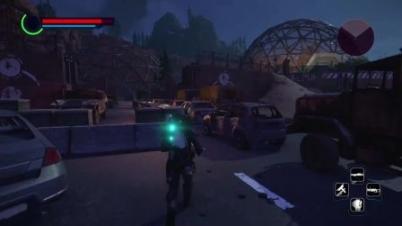科幻RPG新作《ELEX》全新视频